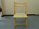 ワークでは主に椅子を使います